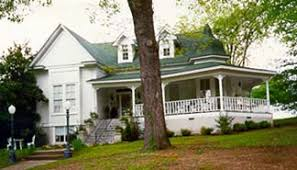 Fayette north of Tuscaloosa Alabama Bed and Breakfast Inn