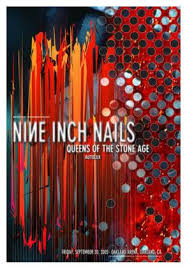 Nine Inch Nails By Rex Ray