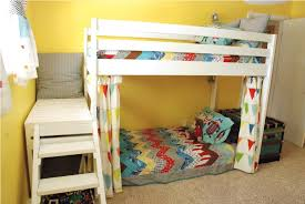 Kura Bed Instructions by How To Build A Loft Bed For Kids Plans House Design