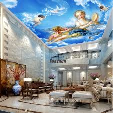 100 Interior Roof Designs For Houses Blue Sky Ceiling Designs For House Roof Decoration View Artistic Blue Sky Ceiling Designs Foxygen Product Details From Shanghai Foxygen