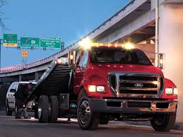 Ford F-650 Super Duty Tow Truck 2007 Wallpapers (2048x1536)