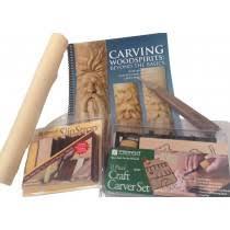 kits woodcarving sets woodburning kits