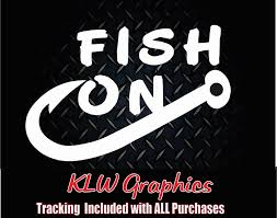 Fish On *vinyl Decal Sticker Dad Fishing Boat Pole Car Turbo Diesel ... Car Stylings Hunting Fishing Stickers 1514cm And Amazoncom Bass Fishing Spinner Bait Window Vinyl Decal Sticker Large Under Armour Fish Hook Vinyl Decal Sticker For Zebco Sheet 9 Crashdaddy Racing Decals Awesome Trucks Northstarpilatescom Philippines Web Cam Funny Bumper Stickersand 2018 25414cm Reflective Skull Skeleton Keeping It Reel Vehicles Laptop And Best Truck Resource Bass Silhouette At Getdrawingscom Free Personal Use Respect The Freak Fishing Decal North 49