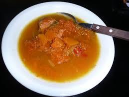 Haitian Pumpkin Soup Vegetarian by Squash Soup Wikipedia