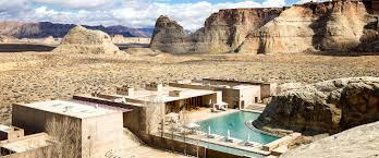100 Hotel Amangiri Utah Luxury Hideaway Report