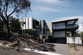 100 House Contemporary Design Two Angle By Megowan Architectural Is All About Contrast And