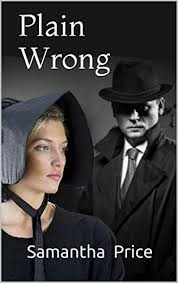 Plain Wrong Amish Romance Mystery Secret Widows Society Book 9