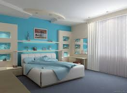 Blue Paint Colors For Bedrooms