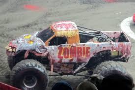 100 Monster Truck Jam 2013 FileZombie Jpg Wikimedia Commons