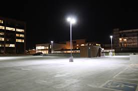 Parking Facilities LED Lighting What you need to know