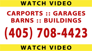Used Storage Sheds Okc by Carports Oklahoma City Ok Garages Barns Buildings Protects For