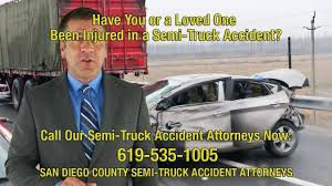 National City CA Best Semi Truck Accident Attorneys | Personal ...