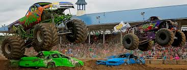 About Monster Truck Throwdown | MonsterTruckThrowdown.com | The ...