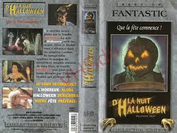 Wnuf Halloween Special Vhs the horrors of halloween jack o 1995 newspaper ad vhs and dvd