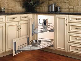elegant corner kitchen cabinet perfect small kitchen design ideas