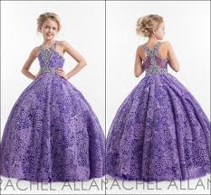 2015 pageant dresses teens ball gown sweep train lace