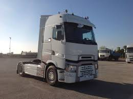 RENAULT TRUCKS T 520 HIGH SLEEPER CAB - WHITE | RENAULT TRUCKS T ...