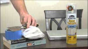 Zinsser Popcorn Ceiling Patch Msds by Homax Orange Peel Texture Spray Youtube