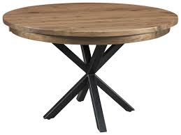 Amish Furniture: Hand Crafted, Solid Wood Pedestal Tables ...