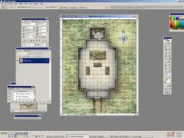 Tiled Map Editor Free Download by Newbiedm Tutorial U2013 Printing Battle Maps To A 1 U2033 Scale Www