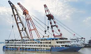 Cruise Ship Sinking 2015 by No Possibility U0027 Of Survivors In China Ship Sinking Newspaper