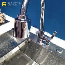 Diy Kitchen Faucet Diy Water Saving Touchless Free Motion Sensor For