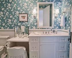 Bathroom Makeup Vanity Height by Dual Vanity With Makeup Counter Houzz