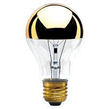 60 watt a19 gold crown medium base bulb shades of light