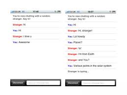 Omegle Review Apple iPhone Applications Prices Specifications