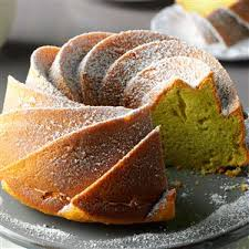 Easy Pistachio Bundt Cake Recipe