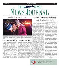 Stew Leonards Christmas Trees Farmingdale by The Jericho Syosset News Journal By Litmor Publishing Issuu