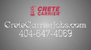 Georgia Truck Driving Jobs | 404-647-4069 | Crete Carrier Jobs - YouTube Careers Hirsbach Truck Driver Job Opportunities Drive Jb Hunt Cdl Traing Driving Schools Roehl Transport Roehljobs Cdl Of Ga School Description How To Write A Perfect Resume With Examples Much Do Drivers Make Salary By State Map Why Are There So Many Available Trucking Jobs Roadmaster Small Medium Sized Local Companies Hiring Unfi Hshot Trucking Pros Cons Of The Smalltruck Niche Flatbed And Heavy Haul For Bennett Motor Express