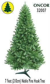 7ft Eco Friendly Oncor Noble Pine Christmas Tree