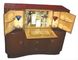 deco cocktail cabinets deco bars antique bars
