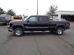 100 Short Bed Truck PreOwned 2006 Chevrolet Silverado 2500HD Crew Cab
