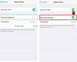 How to Change Set Date and Time on iPhone 6 iPhone 7 7 Plus