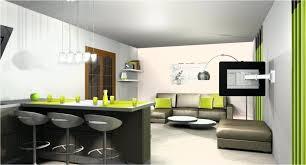 decoration salon cuisine ouverte deco salon et cuisine ouverte decoration americaine ouvert sur