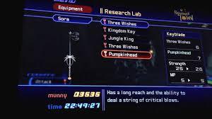 Halloween Town Keyblade by Part 2 Kingdom Hearts Halloweentown Ending Cutscenes And New Key
