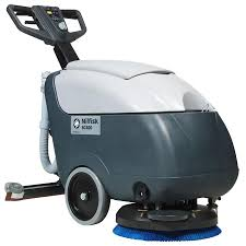 Automatic Floor Scrubber Detergent by Nilfisk Sc500 Battery Operated Walk Behind Auto Floor Scrubber