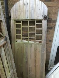 100 Building A Garden Gate From Wood En Garden Gate In Kirkbyinshfield Nottinghamshire Gumtree