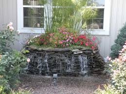 Garden Decor: Marvellous Stone Pondless Water Fountain And Stone ... Garden Creative Pond With Natural Stone Waterfall Design Beautiful Small Complete Home Idea Lawn Beauty Landscaping Backyard Ponds And Rock In Door Water Falls Graded Waterfalls New For 97 On Fniture With Indoor Stunning Decoration Pictures 2017 Lets Make The House Home Ideas Swimming Pool Bergen County Nj Backyard Waterfall Exterior Design Interior Modern Flat Parks Inspiration Latest Designs Ponds Simple Solid House Design And Office Best