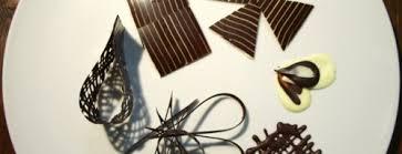decoration patisserie en chocolat décors en chocolat en images le sot l y laisse