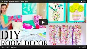 DIY Room Decor Tumblr