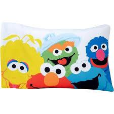 sesame street bedding sets sesame street furry friends 4 piece