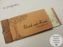 Diy Rustic Wedding Invitations And The Idea Grossartig Design 20