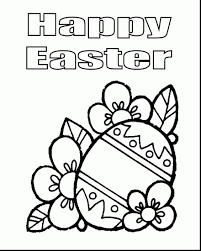 Free Printable Easter Egg Coloring Pages Best Happy For Kids Eggs Surprise Remarkable