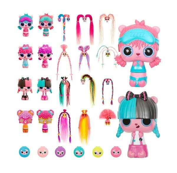Pop Pop Hair Surprise 3-in-1 Pop Pets