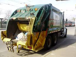 Garbage Trucks: Garbage Trucks Canada