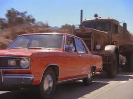 100 Duel Truck Driver CinemaSpection Movie InJokes Torque