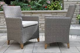 Teak & Driftwood Grey Wicker Dining Chair With Sunbrella Fabrics, 2pk. Outdoor Wicker Ding Set Cape Cod Leste 5piece Tuck In Boulevard Ipirations Artiss 2x Rattan Chairs Fniture Garden Patio Louis French Antique White Back Chair Naturally Cane And Plantation Full Round Bay Gallery Store Shop Safavieh Woven Beacon Unfinished Natural Of 2 Pe Bah3927ntx2 Biscayne 7 Pc Alinum Resin Fortunoff Kubu Grey Dark Casa Bella Uk Target Australia Sebesi 2fox1600aset2